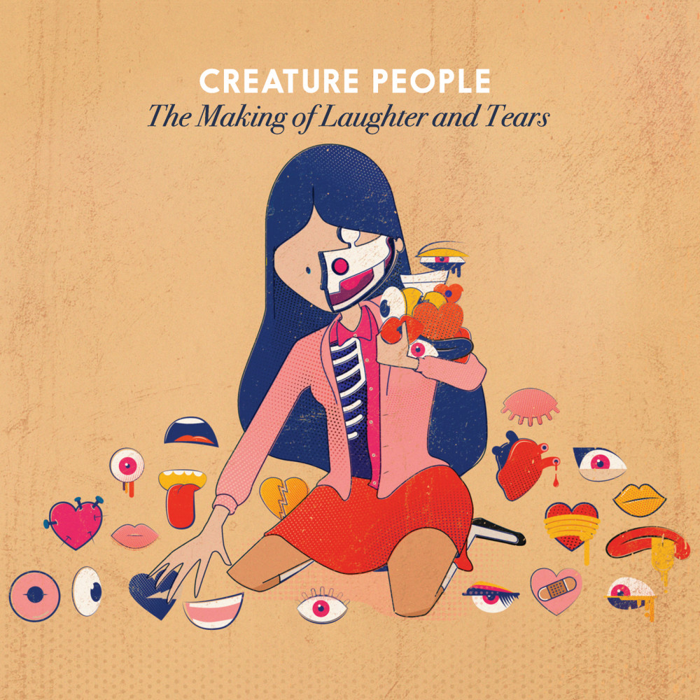 Creature People - The Making of Laughter and Tears